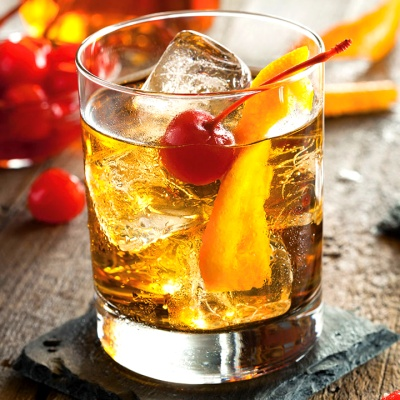 Recette cocktail old fashioned cocktail mag for Cocktail 7cl