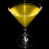 Pineapple & Ginger Martini