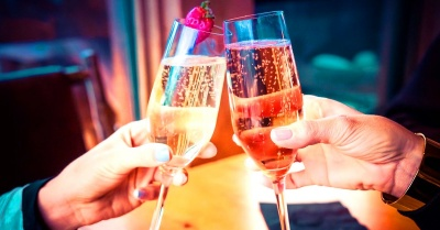 10 cocktails au champagne pour les fêtes