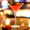 Raspberry & Mint Martini