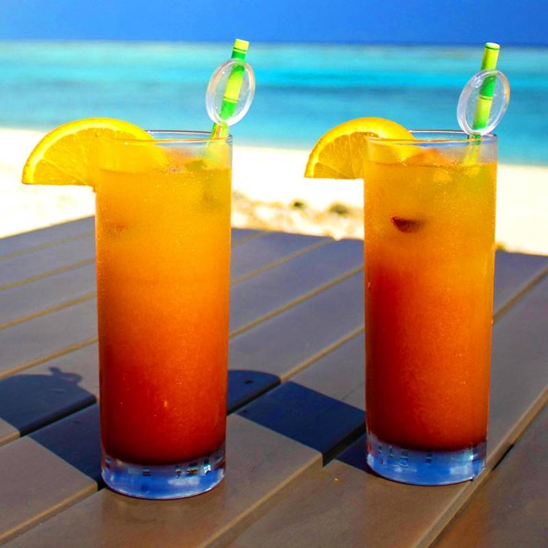 Amaretto Sunrise
